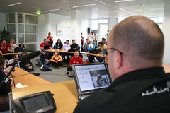 Guido Karl's Polizeisession