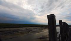 I IIIII (sendepause @ vanderlaan.fotografeert) Tags: sunset landscape lowtide nl wad mudflat landschap slik noordpolderzijl provinciegroningen ergaatnietsbovengroningen tokinaaf1224f4 miengrunnegerlaand sluitertijdfotografie