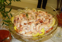 School Dedication Food - Shrimp