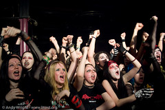 Wednesday 13 - Crowd