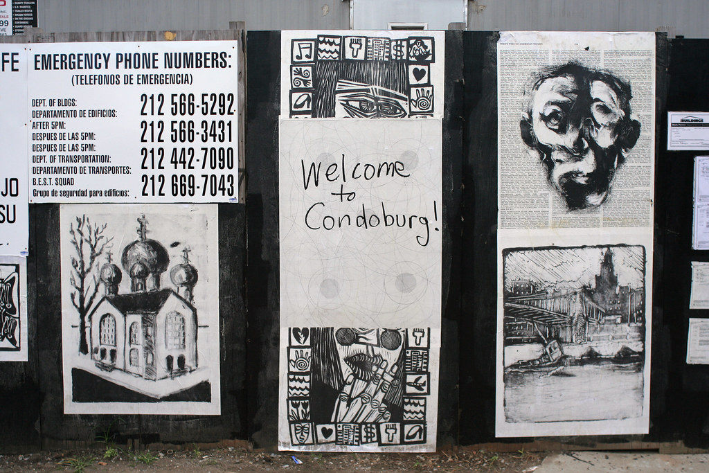 Welcome to Condoburg