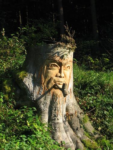stump man