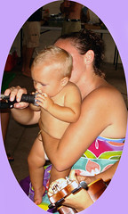 Baby Marley Takes Over The Mike-Baby Luau 1 Yr Party-Sept 2007 (R. J. Malfalfa) Tags: baby hawaii romantic marley bekind bestofhawaii konahawaii hawaiiphotos hawaiiweddings romantichawaii