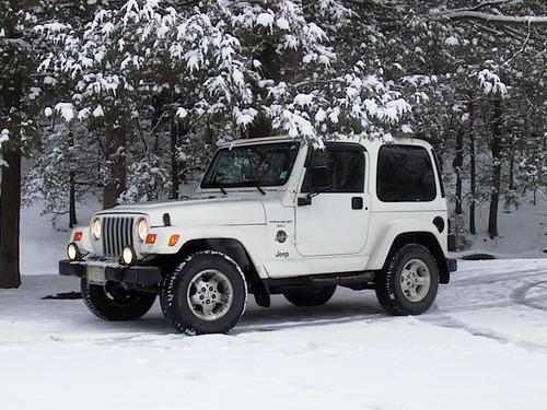 My 2000 Jeep Wrangler Sahara