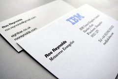 Roo's Business Card(s)