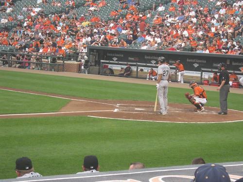 He's a Big Guy - Florida Marlins at Baltimore Orioles 22 June 2010