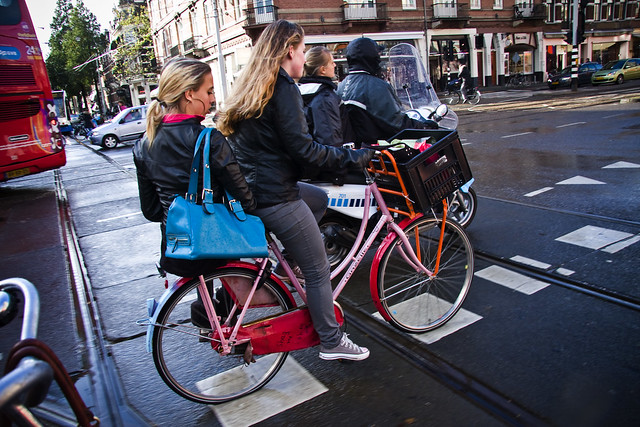 Amsterdam Cycle Chic - Double