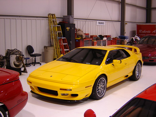 Lotus Esprit Turbo Challenge. Lotus Esprit Turbo V8