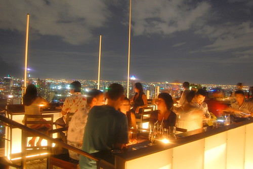 Moon Bar @ Vertigo 5