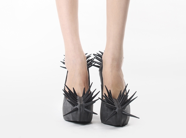 barbara gongini spiked pumps shoes 1
