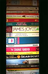 November 5 (RoseBuddy01) Tags: reading books literature authors interests printedwords