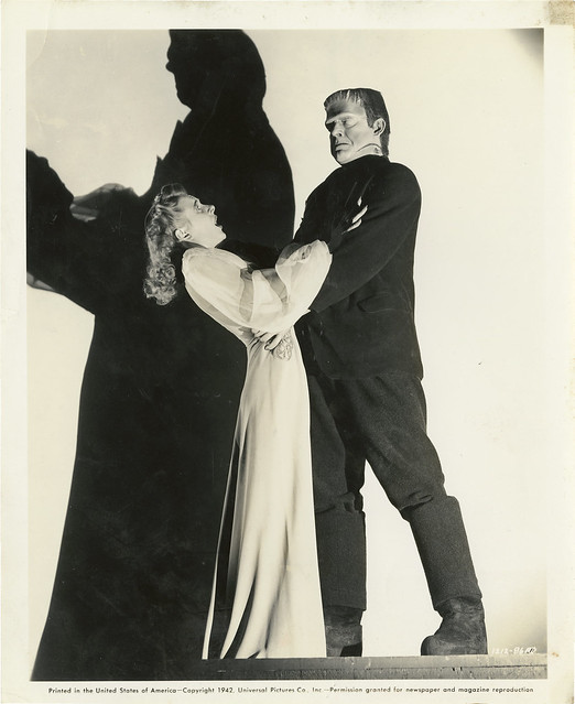 The Ghost of Frankenstein (Universal, 1942) 2