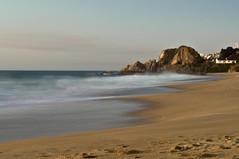 Playa Los Marineros - Via del Mar (Erwin Thieme) Tags: chile costa beach atardecer mar playa arena oceans roca oceano viadelmar bordecostero