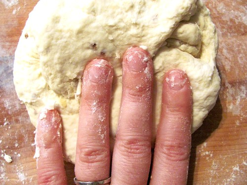 Anna Olson's Double Coriander Flatbread