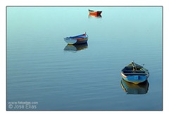 Calmness nr05 (Jose Elias / StockPhotosArt.com) Tags: wood travel portugal rio river boats bay boat wooden still do quiet traditional calming peaceful calm serenity tejo tranquil tagus seixal calmness woodenboats baia woodboats superaplus aplusphoto baiadoseixal ilustrarportugal seixalbay fotoelias