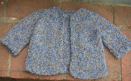julie baby sweater