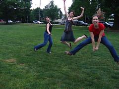 jumping goons