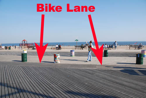 Coney Bike Lane
