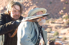 Trailer de '3:10 to Yuma', con Russell Crowe y Christian Bale