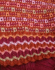 Anatolia detail (knitter B) Tags: design knit knitty anatolia
