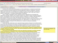 Can't erase the highlighting in Zotero