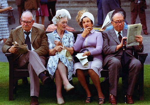 Horserace Experts Ripon 1977 (Kodachrome Scan) / Still The Oldie