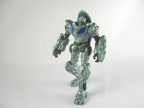 Titanium Movie Protoform Optimus Prime