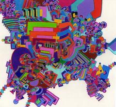 breakfast (breakfast) (jdyf333) Tags: art visions outsiderart arte outsider acid 420 lsd doodle dreams doodles trippy psychedelic lightshow cannabis trance enchanted ayahuasca hashish dmt hallucinations artcafe psychedelicart cannabissativa berkeleycalifornia cannabisindica jdyf333 memeray entheogasm hallucinographic hallucinographicdesign dimethyltrptamine clearlightlsd