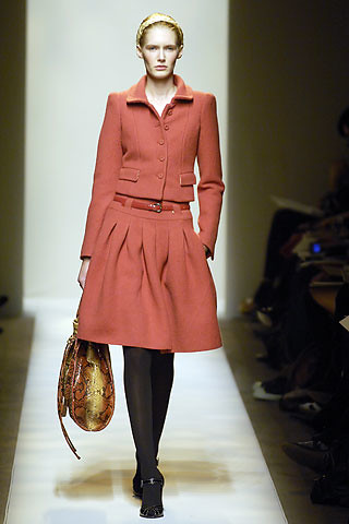 Bottega Veneta Runway Fall 2007