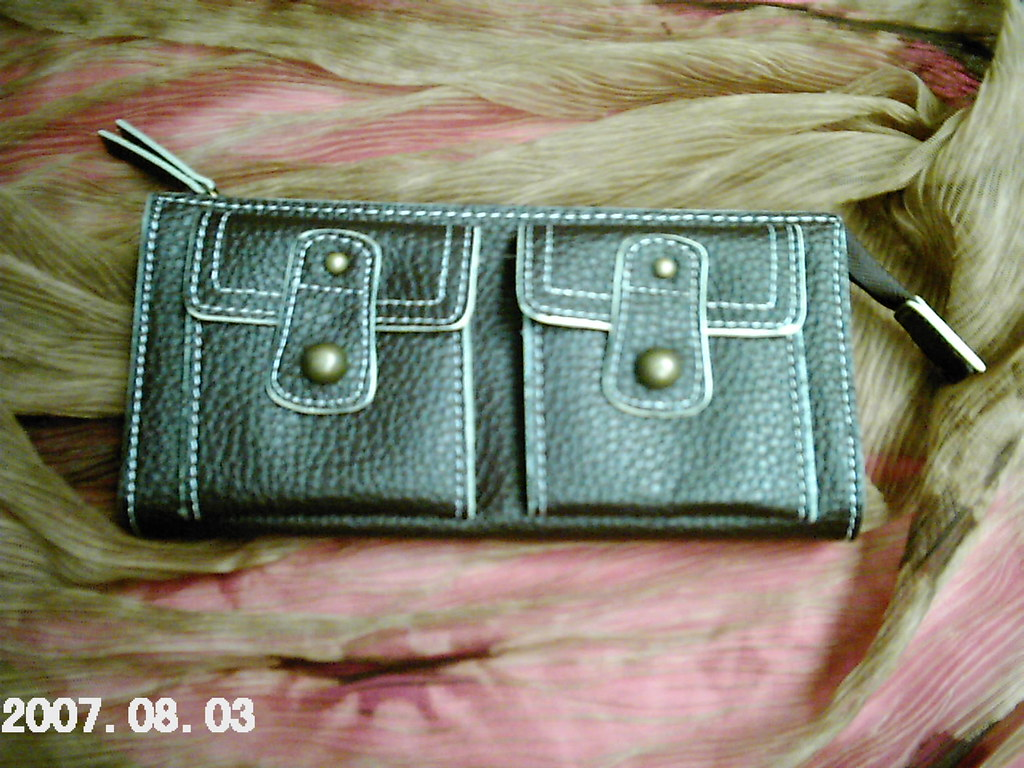 wallet - brown P180