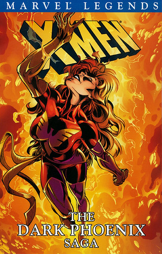 Phoenix Marvel Comic