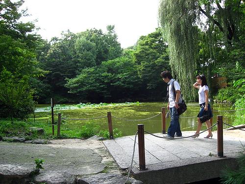 Chundangji Pond
