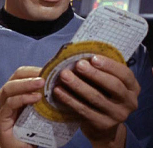 Spock with Jeppesen B-1 (Blow-Up)