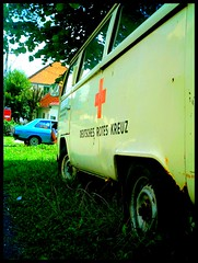 rust is not a crime (t.kvaszta) Tags: vw volkswagen ambulance t3 drk deutschesroteskreuz garana cs02drn