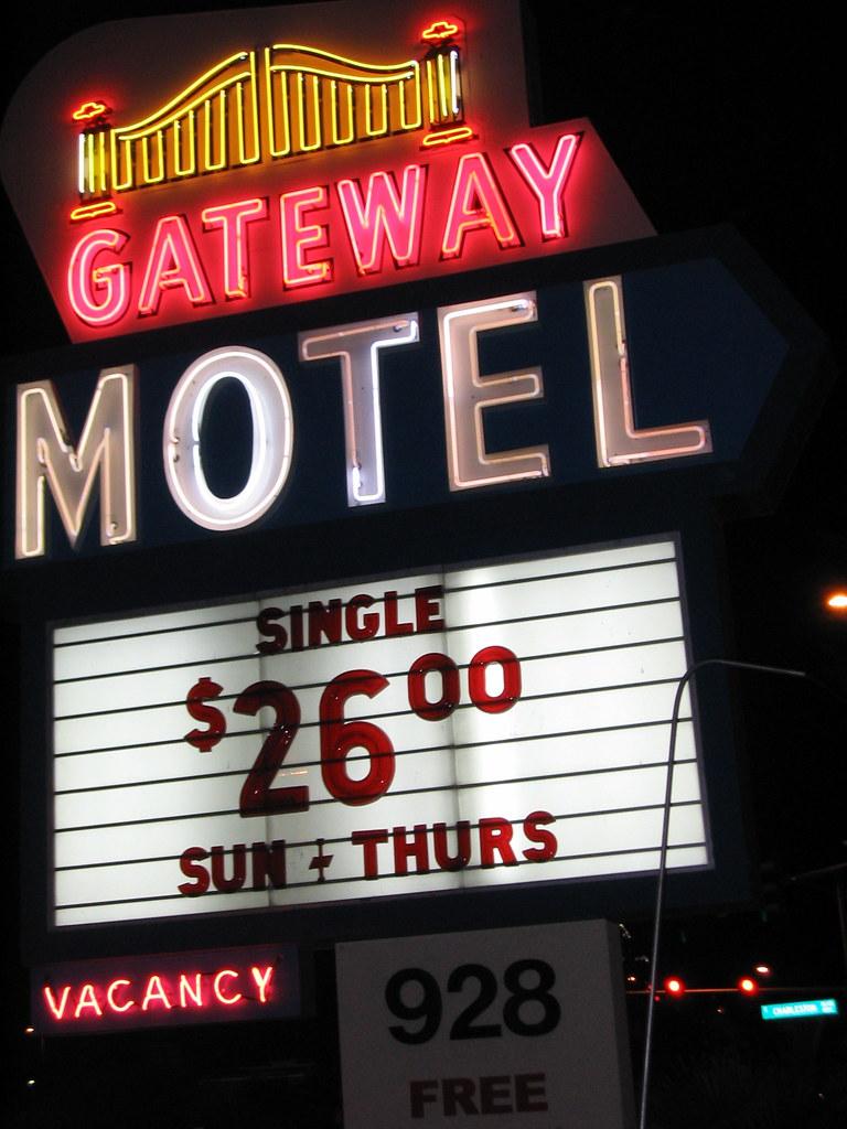 Vegas Motel