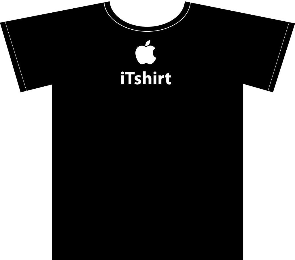iTshirt back