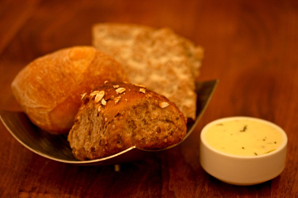 Bread & Dill Butter