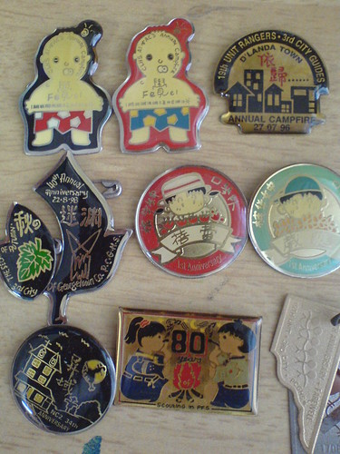Favorite Badges