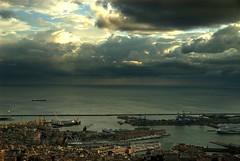 A view of Genoa (cienne45) Tags: italy liguria cienne45 carlonatale genoa zena fv10 natale blueribbonwinner mybeautifultown