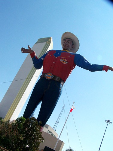 Big Tex - Texas State Fair - Dallas, TX - 9/29/07