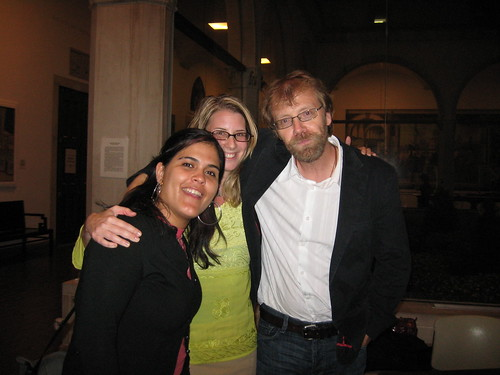 adri george saunders and emily stone