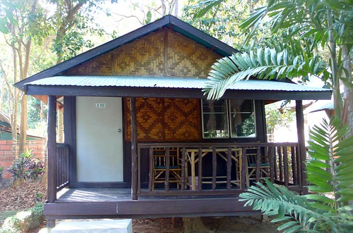 our bungalow in ton sai
