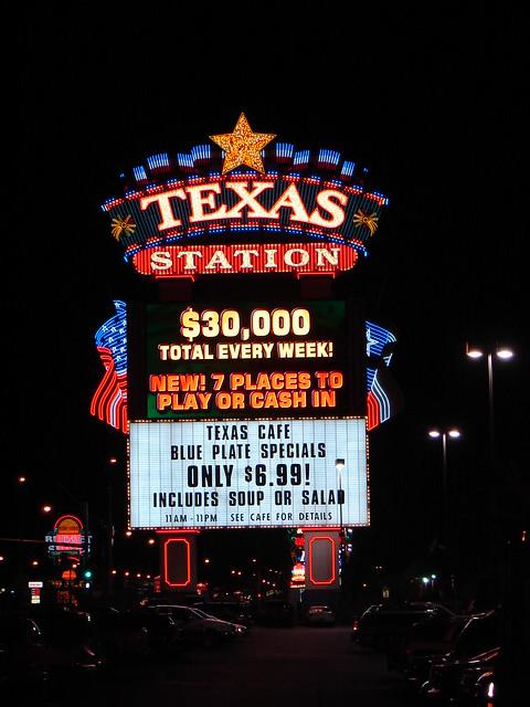 Texas Station Casino Las Vegas