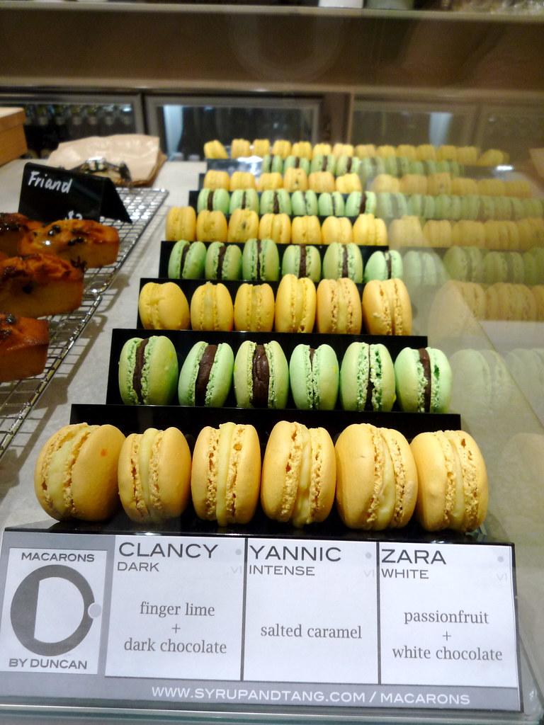 Macarons @byduncan