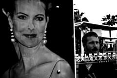Noir dsir (antoine takes pictures) Tags: portrait bw cannes nb troubles frdric 2010 mrpan carolebouquet diptyquenaturel