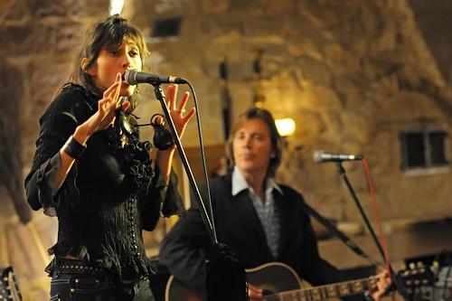 Patricia Vonne Live