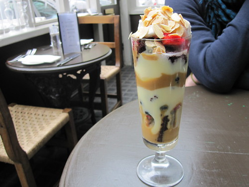 Banoffe Trifle