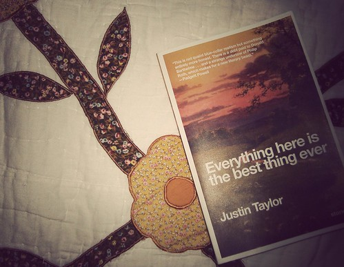 book #9: everything here is the best thing ever.