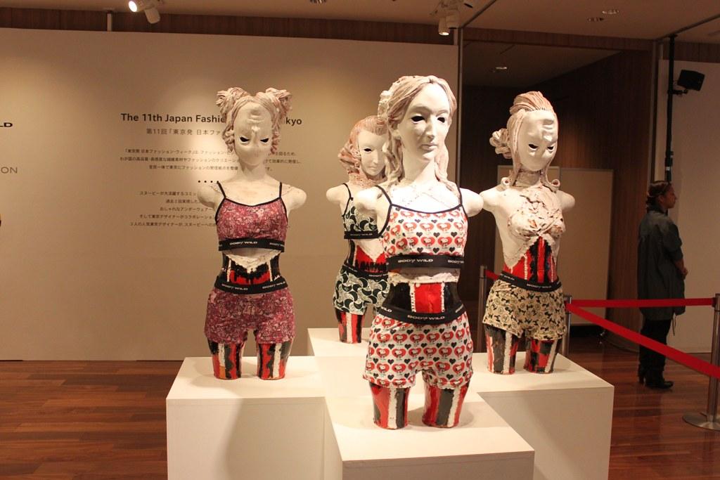 """Naoshi Sawayanagi Collection """"Japan Fashion Week in TOKYO 2010″ (2)"""