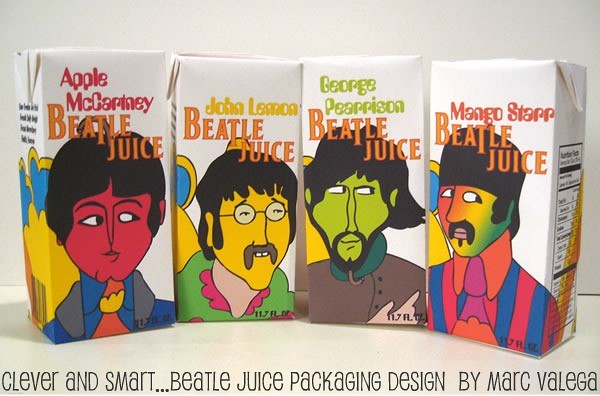 RetroFriday with Beatles Juice...mabye